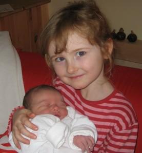 Hannah und Leni