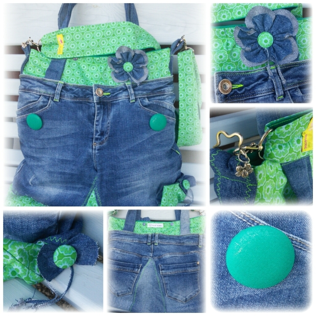 Jeans-Upcycling – Folge II