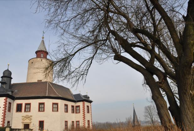 Auf Burg Postersteinabgelichtet