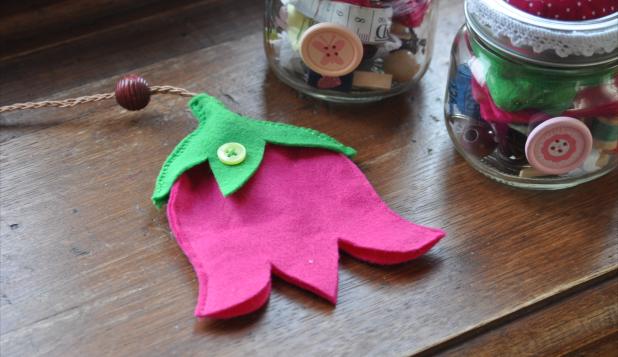 Glockenblümchen als Oster-DIY