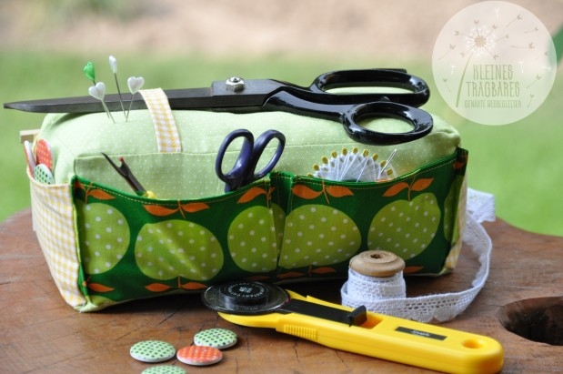 Mein carry-all pincushion